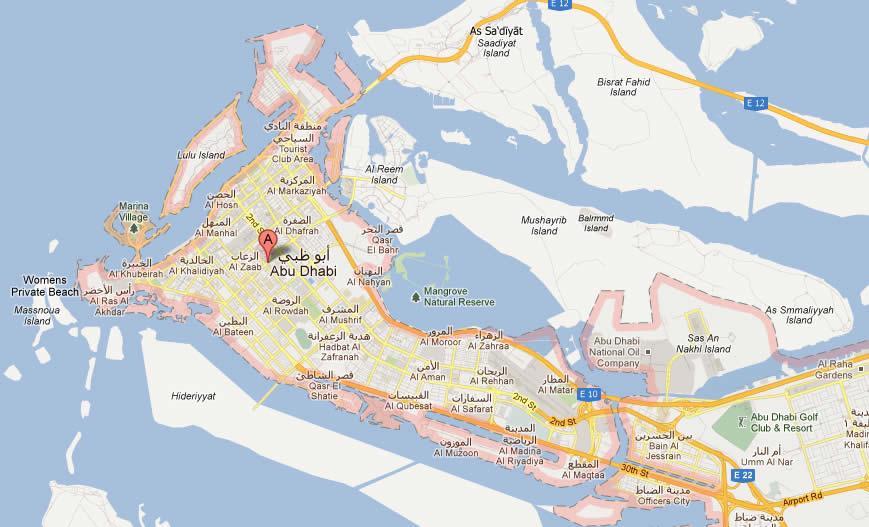 Abu Dhabi Information