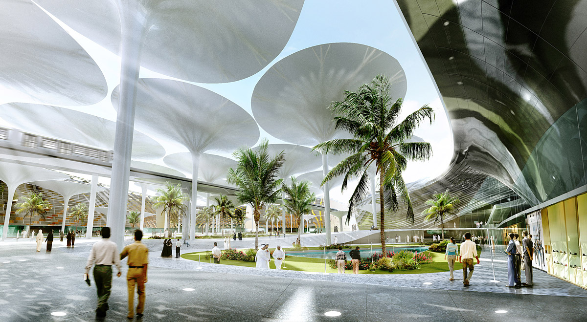 Future ambitions of abu dhabi for Sustainable hotel design